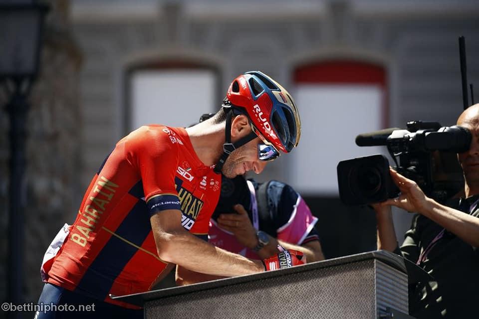 Lebole Uomo al Giro d'Italia 2019