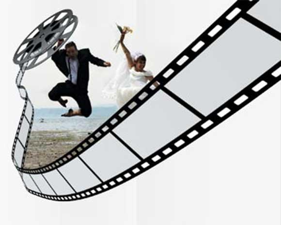 Монтаж свадебного видео – главные моменты
