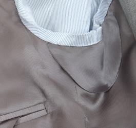 dettaglio giacca lebole